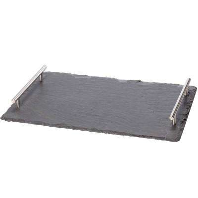 Slate Large Cheese Board with Handles