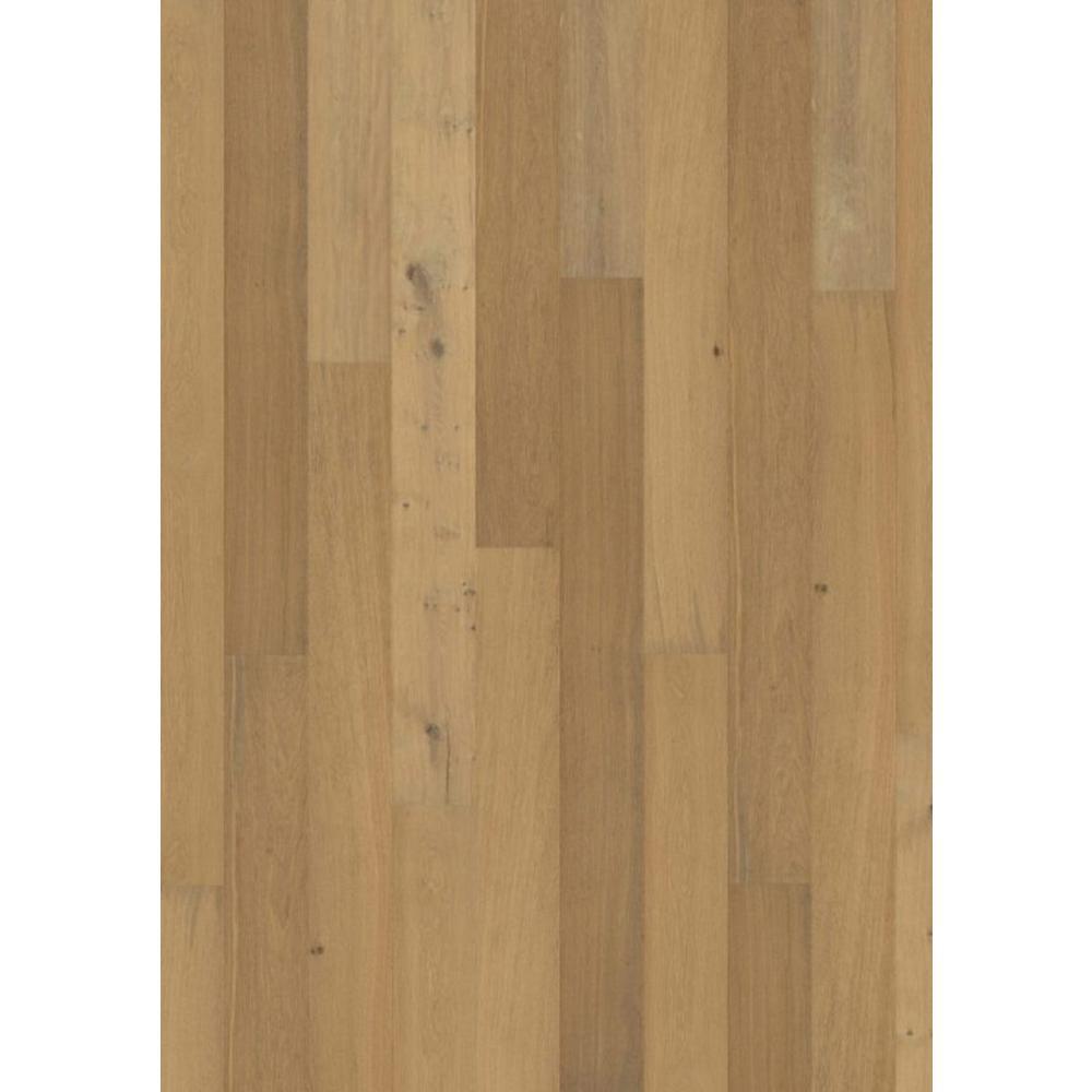 Flooors by LTL Take Home Sample - Lombard Oak Engineered Hardwood Flooring - 7-15/32 in. x 8 in.