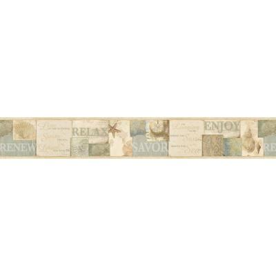 Sagamore Cape Cod Wallpaper Border