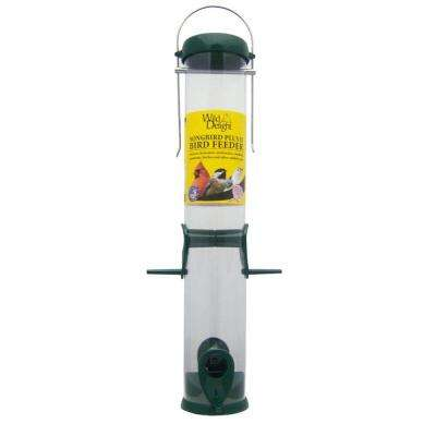 15 in. Wild Delight Metal Songbird Plus Bird Feeder
