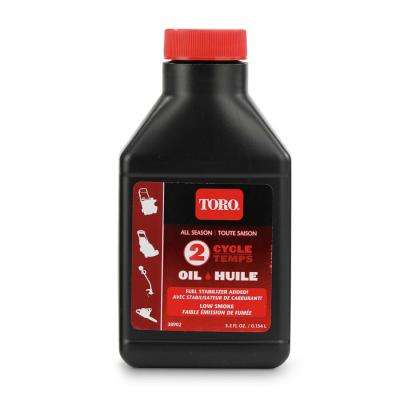 5.2 oz. 2-Cycle Engine Oil with Fuel Stabilizer