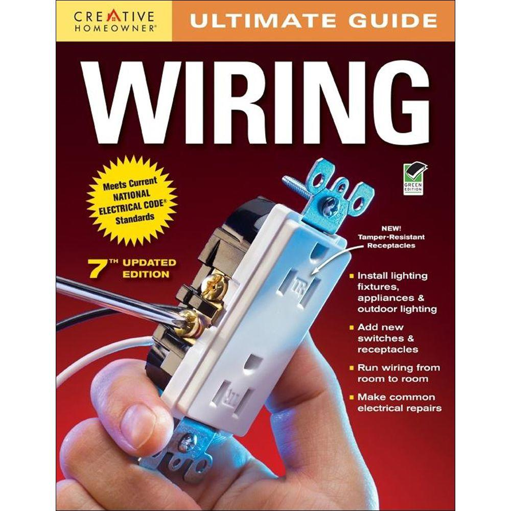 null Ultimate Guide Wiring Updated, Green Ultimate Guide to Creative Homeowner 7th Edition