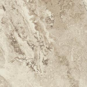 Trafficmaster Take Home Sample Light Travertine Peel And