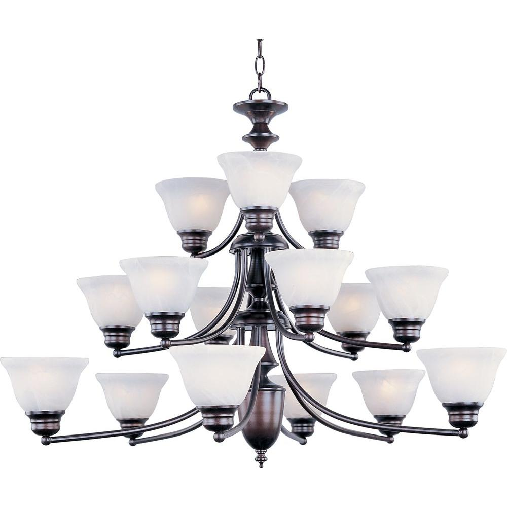 Maxim Lighting Malaga 15-Light Chandelier