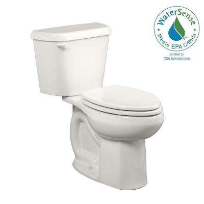 Colony 2-piece 1.28 GPF Elongated Toilet in White