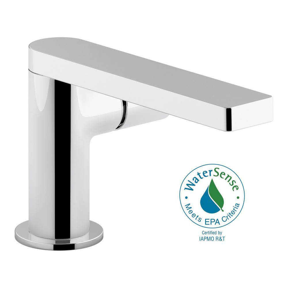 Elements Of Design Bathroom Chrome Faucet