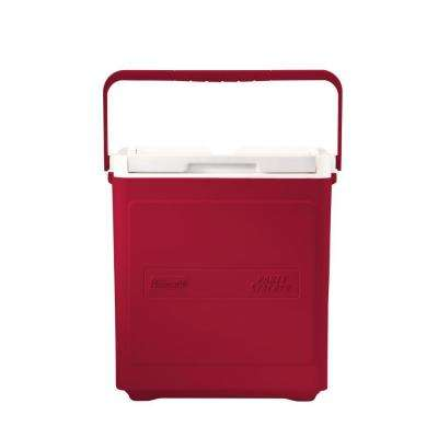Party Stacker 18 Qt. Red Cooler