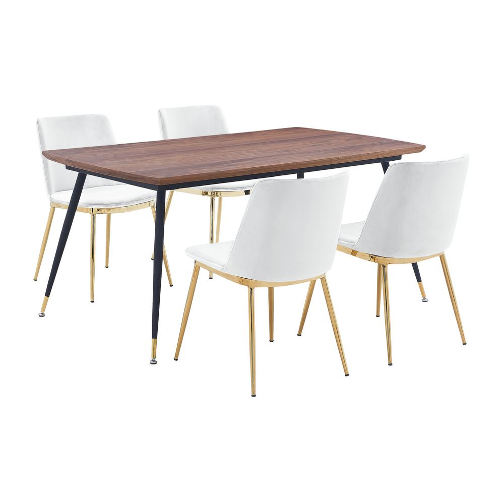 Midcentury Modern Rectangular Product Picture