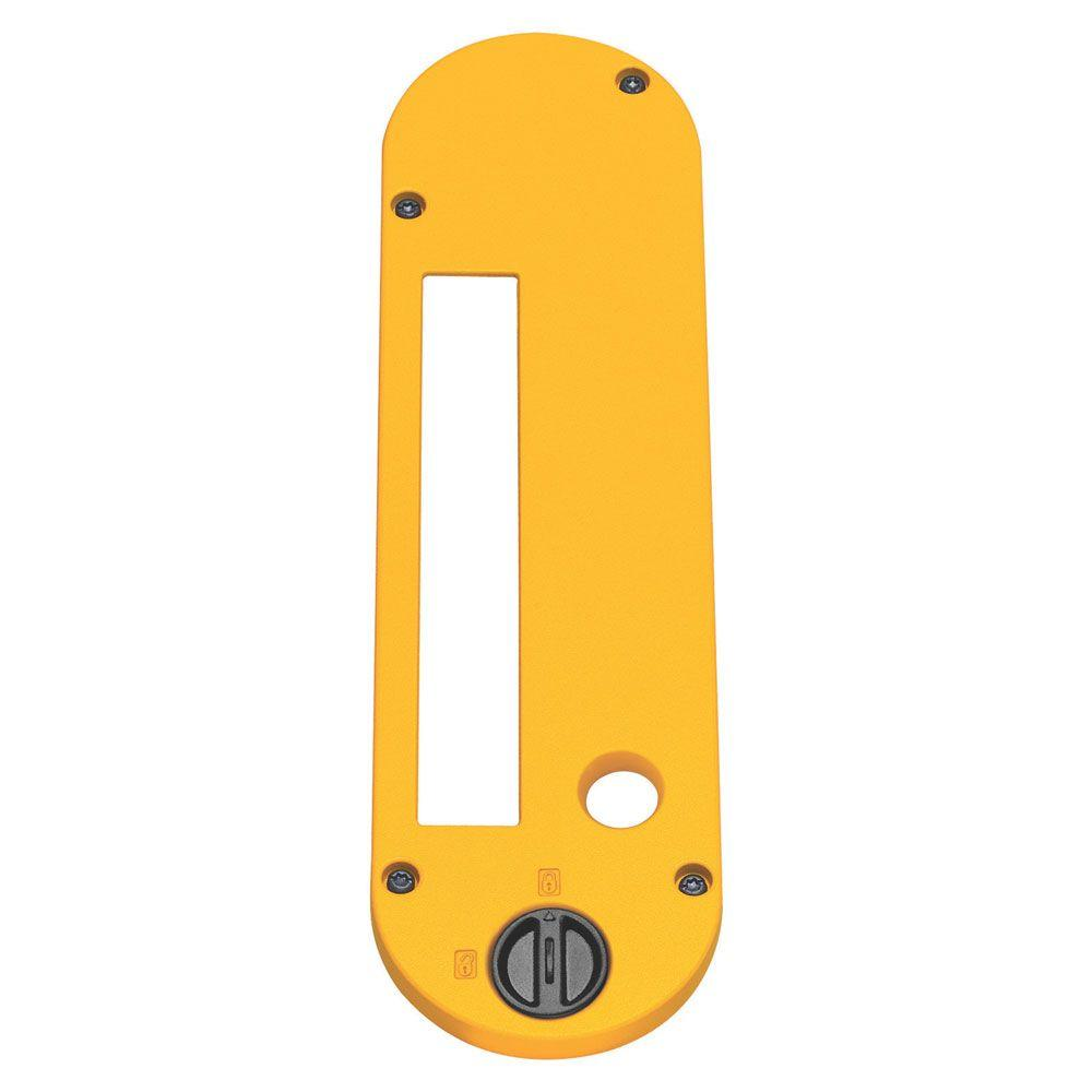 Dewalt dado throat plate dw7444 the home depot dewalt dado throat plate greentooth Image collections