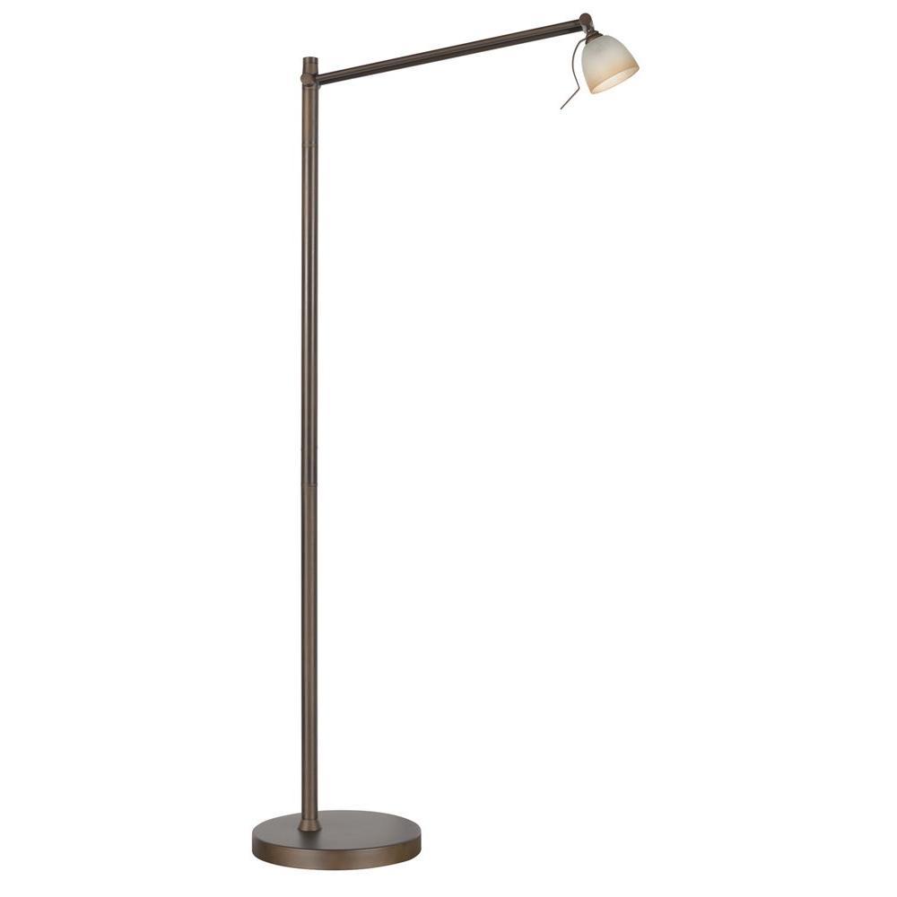 Filament Design Cassiopeia 67 in. Oil Rubbed Bronze Floor Lamp