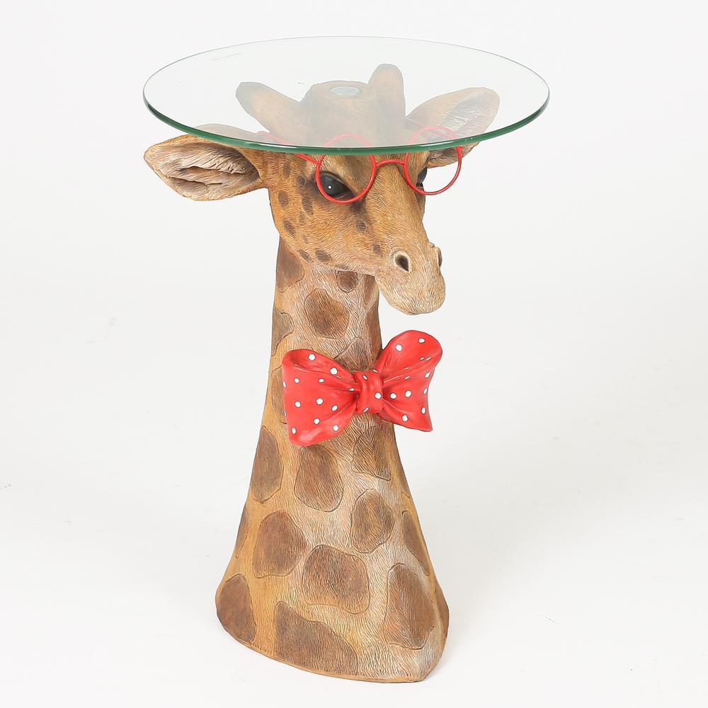 Fashionable Giraffe Tea Table