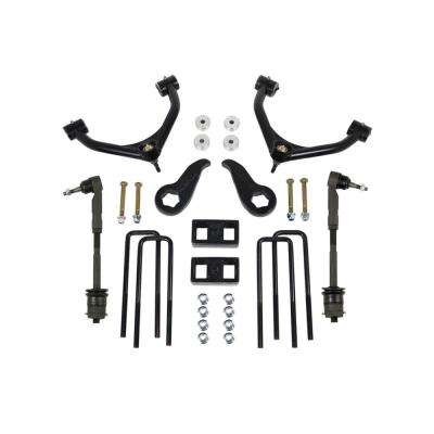 11-15 GM/Chevy 2500HD SST Lift Kit 3.5in Front A-Arm 1.0in Rear Kit