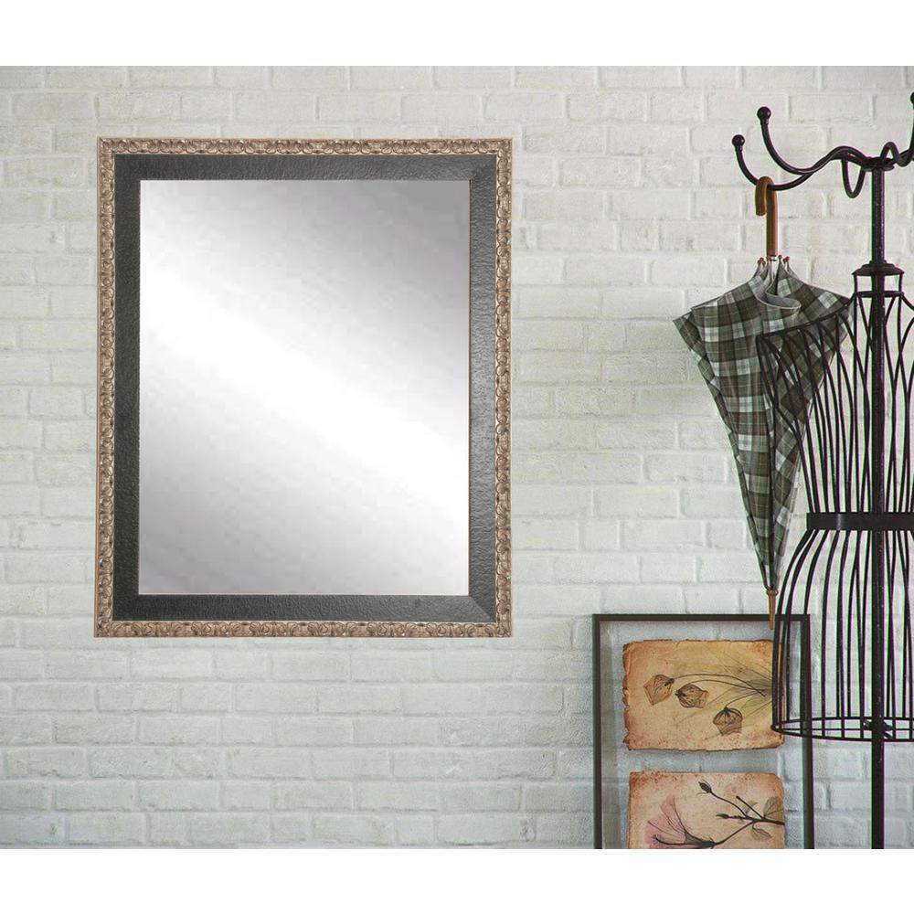 Antique Noble Framed Mirror