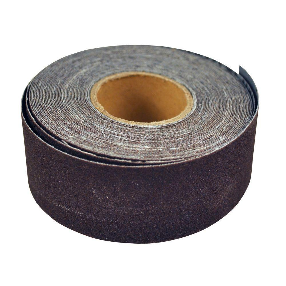 Oatey 1-1/2 in. x 10 yd. 120-Grit Sand Cloth