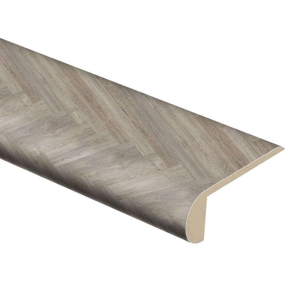 Zamma Biscayne Oak 1 In Thick X 3 In Wide X 94 In L