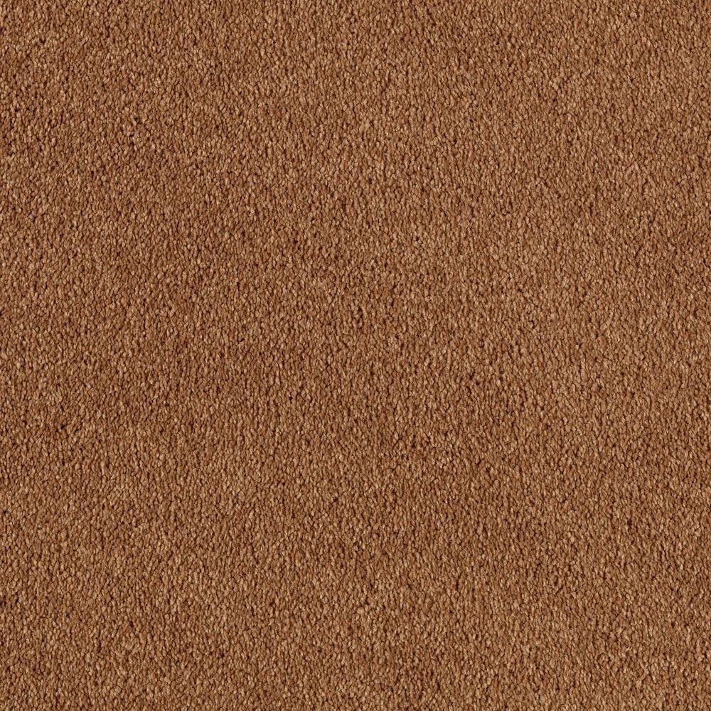 Stunning - Color Rich Amber 12 ft. Carpet