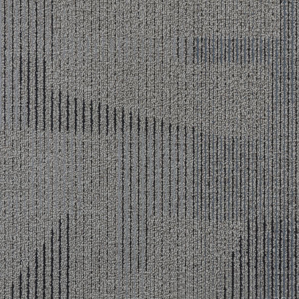Atlantic Banook Loop 19.68 in. x 19.68 in. Carpet Tiles (8 Tiles/Case)