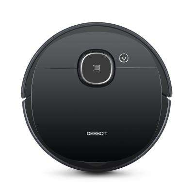 DEEBOT OZMO 920 2-In-1 Vacuuming and Mopping Robot with Advanced Navigation for Customized Cleaning