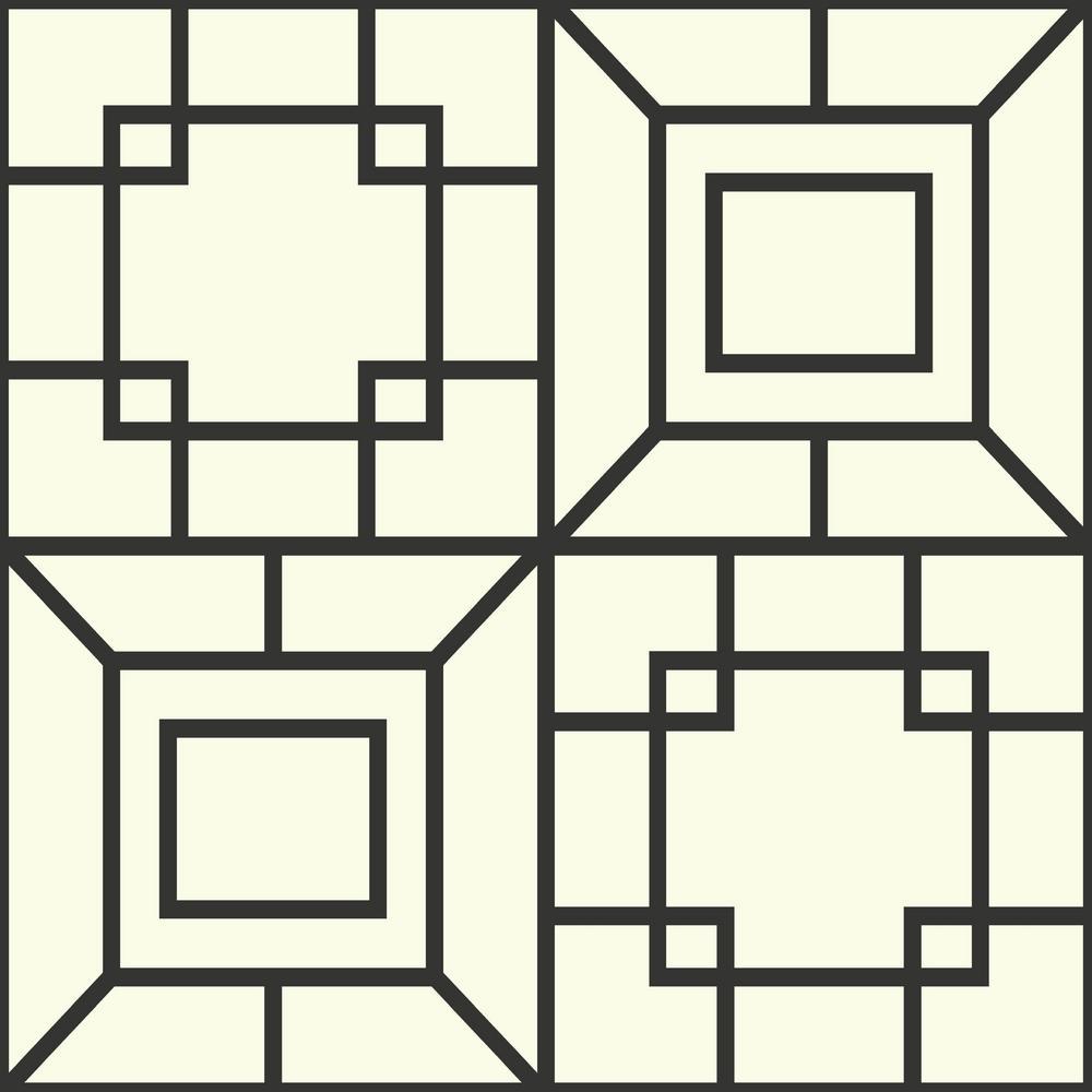 Ashford Toiles Theorem Wallpaper