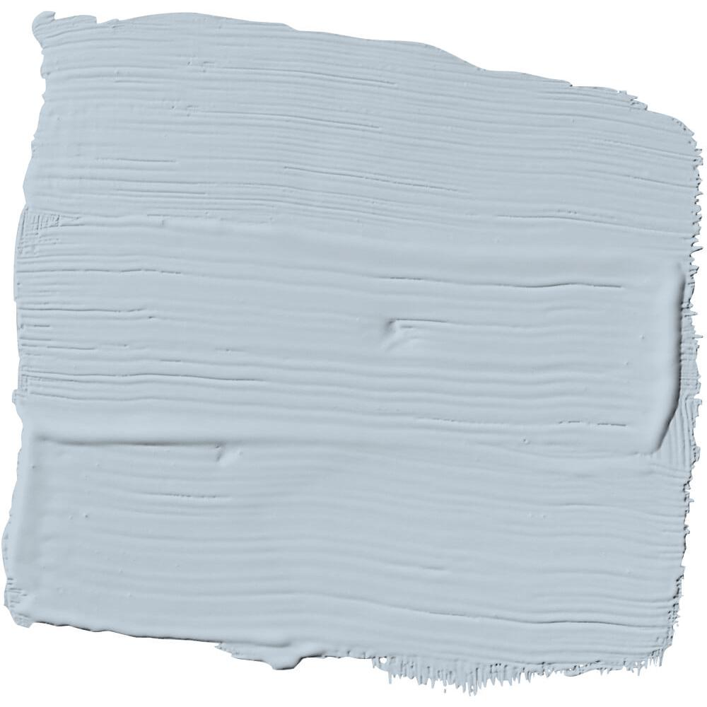 PPG Timeless Mild Wind Blue paint color.