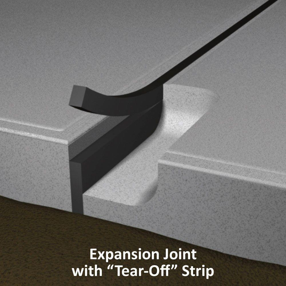 Expansion Joint For Concrete Exp04050