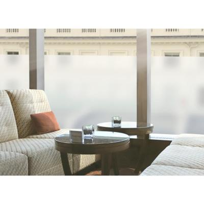 24 in. x 36 in. Etched Glass Decorative Window Film