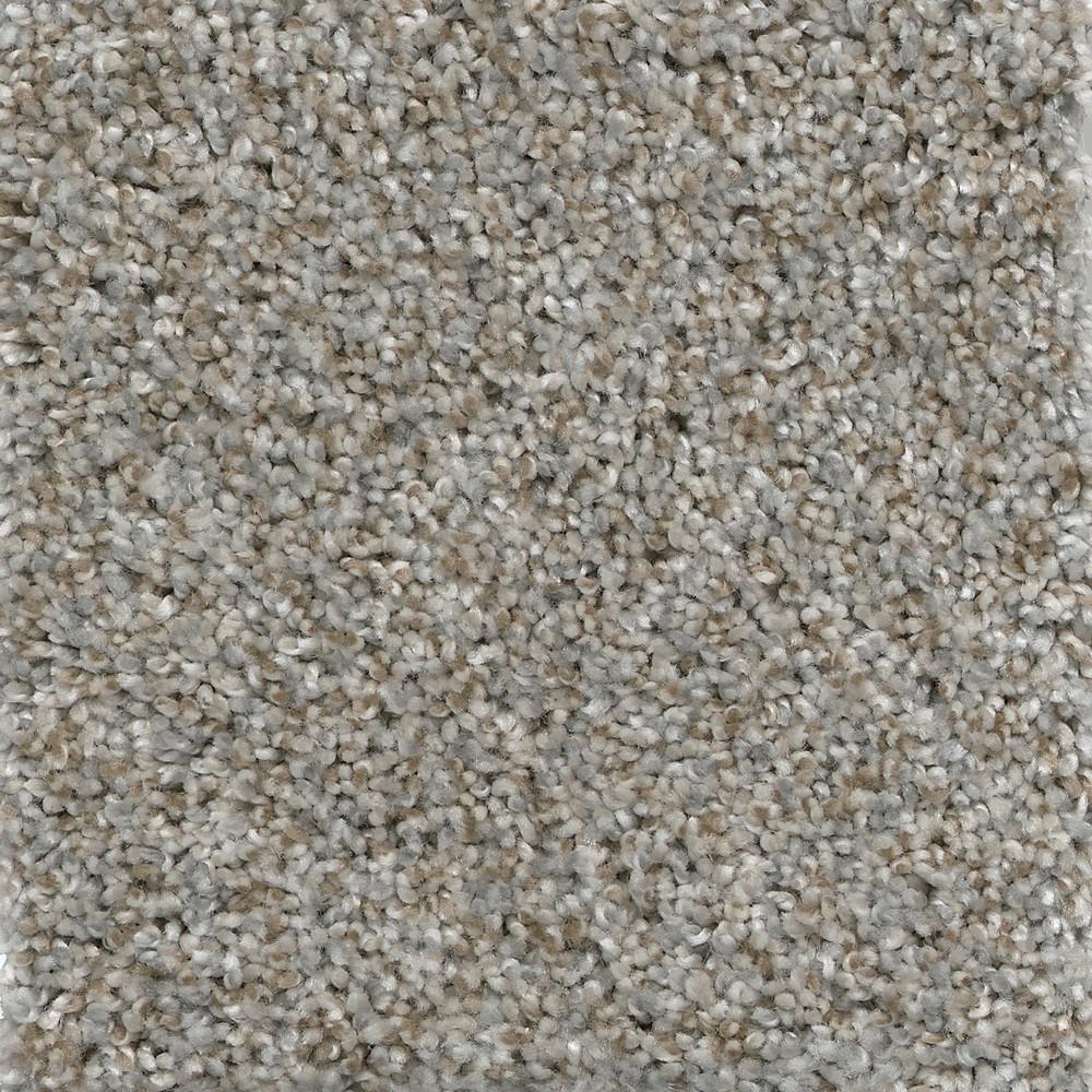 Home Decorators Collection Trendy Threads I - Color Fabulous Texture 12 ft. Carpet