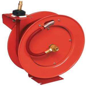 Lincoln 50 ft. x 1/2 inch Air Reel by Loln