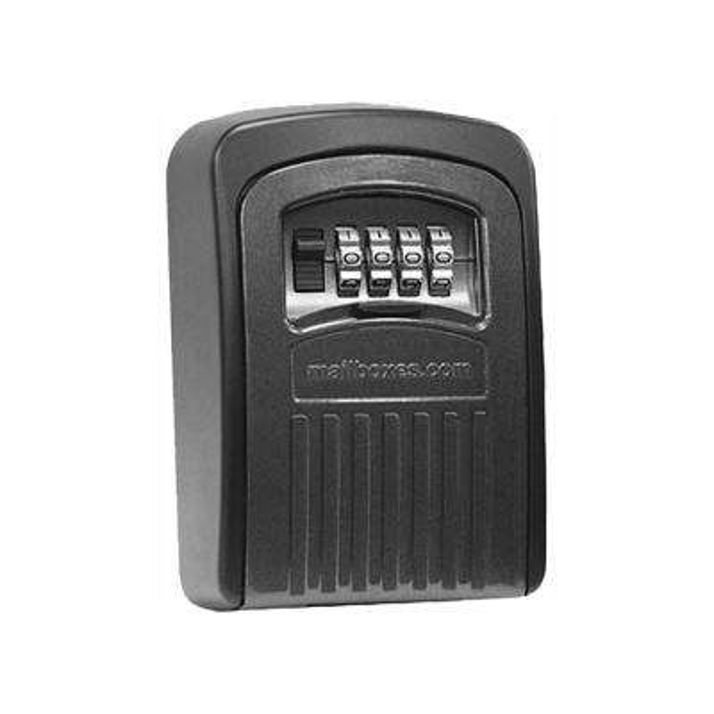 4 in. Combination Key Locker Surface Mounted