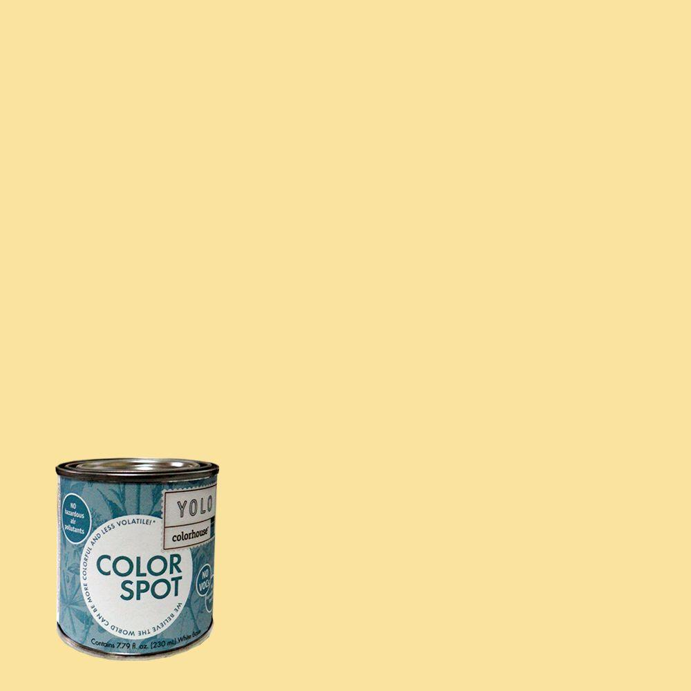 YOLO Colorhouse 8 oz. Aspire .02 ColorSpot Eggshell Interior Paint Sample-DISCONTINUED