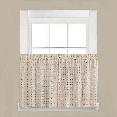 Hopscotch 24 in. L Polyester Tier Pair in Neutral