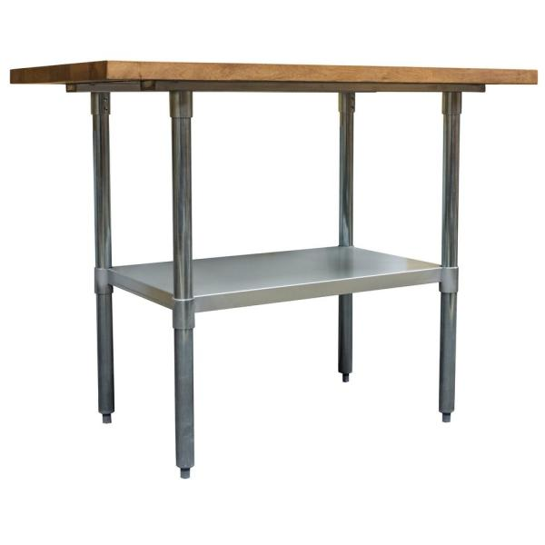 Stainless Steel Counter Height