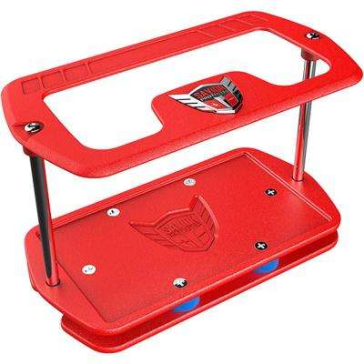 Red Pro Case for Group 27 Batteries