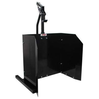 Lever Lift Stand with Warm-Up Shield