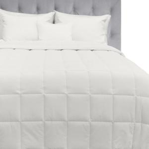 Extra Warmth White Full Down Alternative Comforter