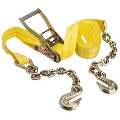 2 in. x 27 ft. x 10,000 lb. Ratchet with Chain End