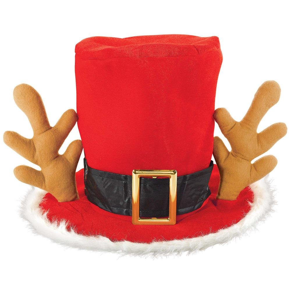 mad hatter christmas top hat