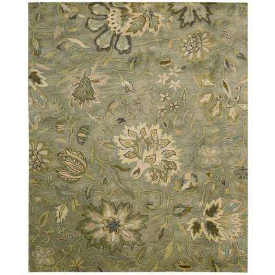 Jaipur Silver 8 ft. x 10 ft. Area Rug