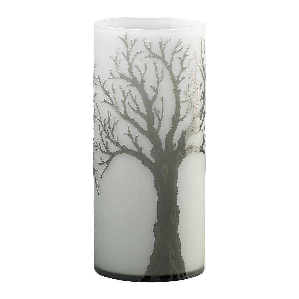 Filament Design Prospect 8.75 in. x 12.5 in. Olive Green And Brown Vase
