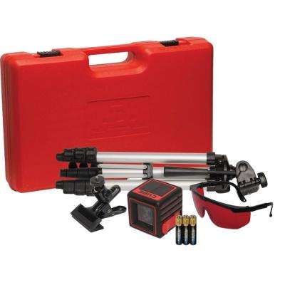 Cube Cross Line Laser Level Ultimate Edition