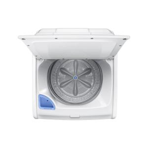 samsung 4 0 cu ft top load washer in white wa40j3000aw the home  store so sku 1002191535