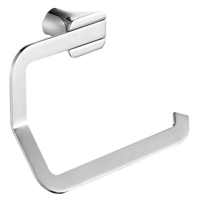 Essence Series Wall-Mount Toilet Paper Holder in Polished Chrome
