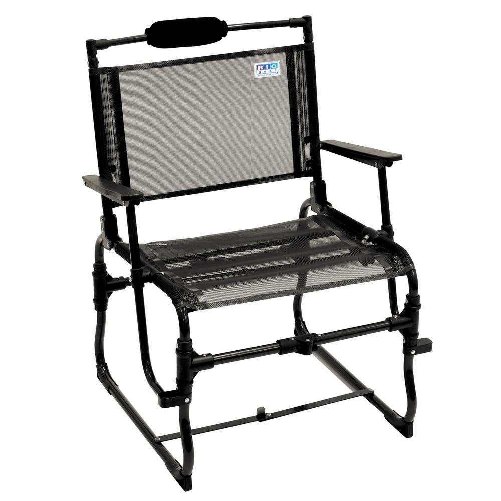 Rio Compact Traveler Small Folding Portable Chair Dfc104