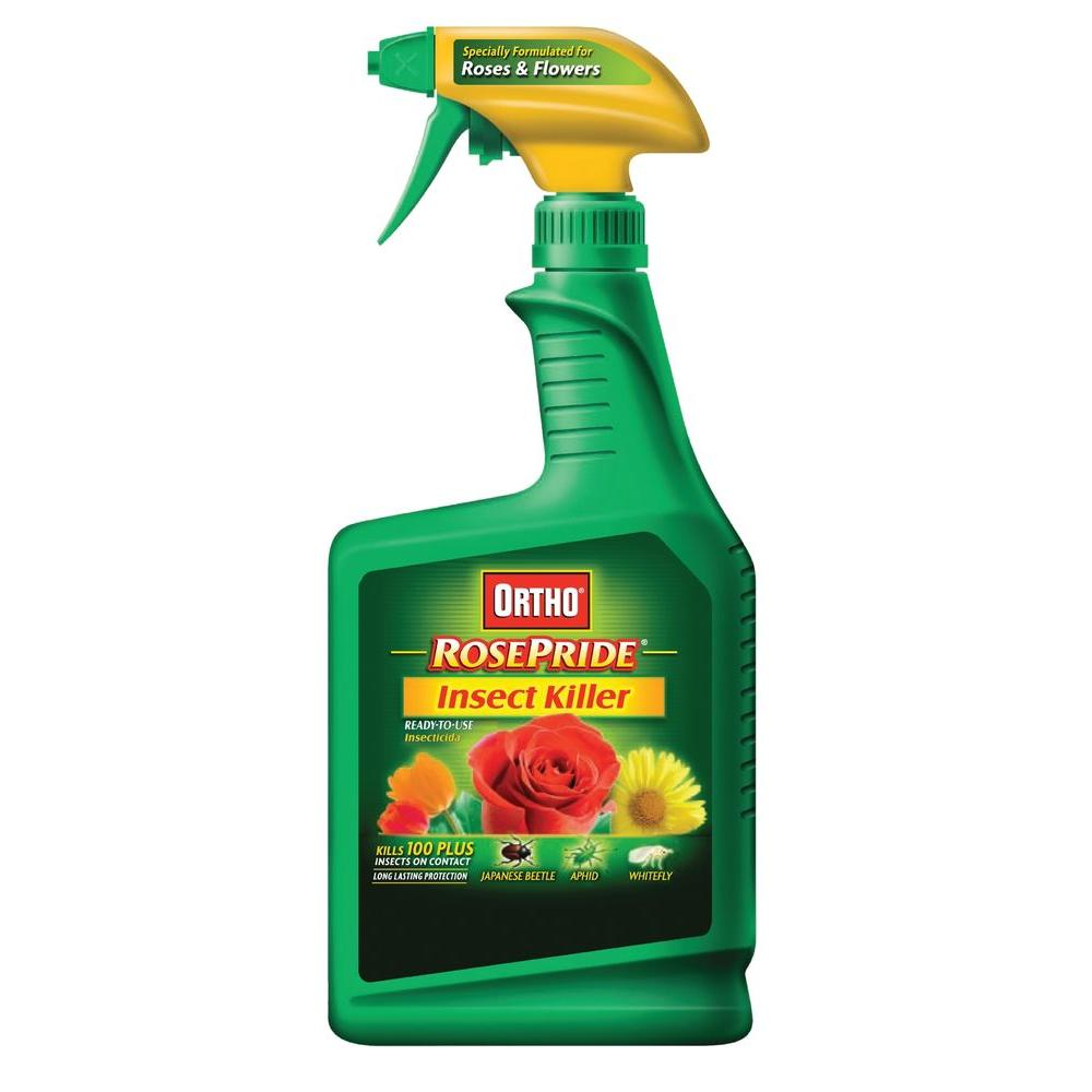 24 oz. Ready-to-Use RosePride Insect Killer