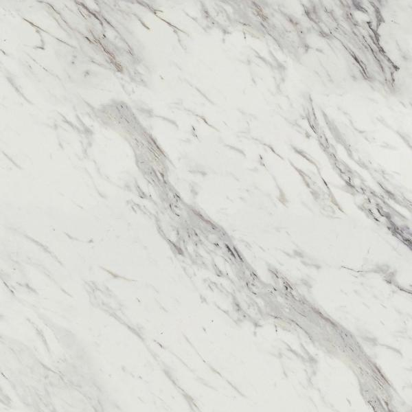 4 ft. x 8 ft. Laminate Sheet in Calcutta Marble with Premium Textured Gloss Finish