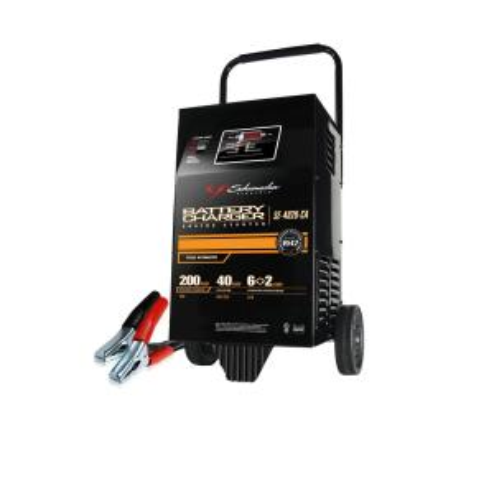 Schumacher 6-12-Volt 40-Amp Automatic Battery Charger by Schumacher