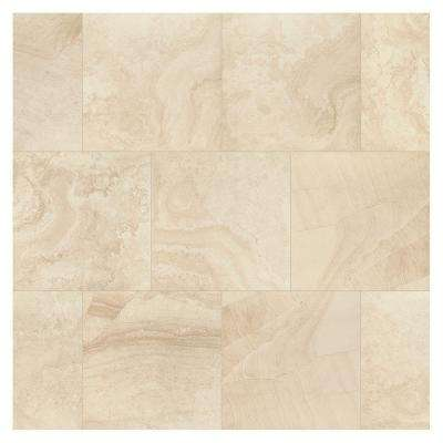 Developed by Nature Rapolano 24 in. x 24 in. Glazed Porcelain Floor and Wall Tile (15.76 sq. ft. / case)