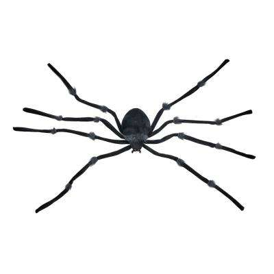 47 in. Black Giant Spider