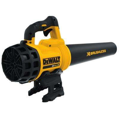 20-Volt MAX Lithium-ion Cordless 90 MPH 400 CFM Handheld Leaf Blower (Tool Only)