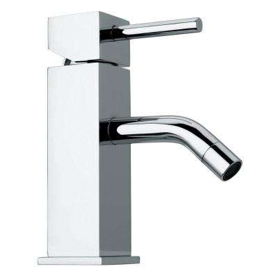 Axia Single Hole Single-Handle Bathroom Faucet in Chrome